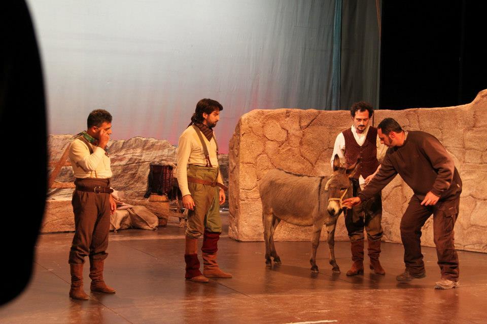 Animali per il Teatro